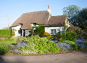 Property Released pretty detached country cottage and garden Cherhill, Wiltshire, England