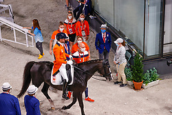 Gal Edward, NED, Glock's Total US, 151, Minderhoud Hans Peter, NED<br /> Olympic Games Tokyo 2021<br /> © Hippo Foto - Dirk Caremans<br /> 27/07/2021