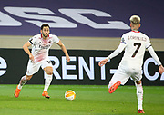 Hakan Calhanoglu of AC Milan during the UEFA Europa League, Group H football match between Lille OSC and AC Milan on November 26, 2020 at Pierre Mauroy stadium in Villeneuve-d'Ascq near Lille, France - Photo Jean Catuffe / ProSportsImages / DPPI