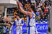 Giacomo Devecchi<br /> Banco di Sardegna Dinamo Sassari - Victoria Libertas VL Pesaro<br /> Legabasket Serie A LBA PosteMobile 2017/2018<br /> Sassari, 26/12/2018<br /> Foto L.Canu / Ciamillo-Castoria