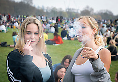 420 Weed Day Hyde Park 20th April 2021
