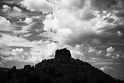 Clouds over the desert Southwest, Arizona, USA