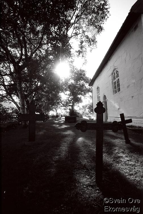 Crosses.<br /> Foto: Svein Ove Ekornesvåg