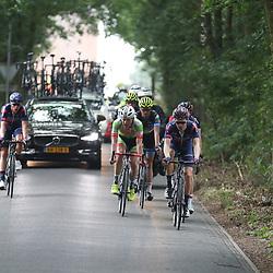 24-06-2017: Wielrennen: NK weg beloften: Montferland     <br />s-Heerenberg (NED) wielrennen  <br />Harthijs de Vries