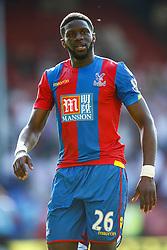 Bakary Sako of Crystal Palace - Mandatory byline: Jason Brown/JMP - 07966386802 - 22/08/2015 - FOOTBALL - London - Selhurst Park - Crystal Palace v Aston Villa - Barclays Premier League