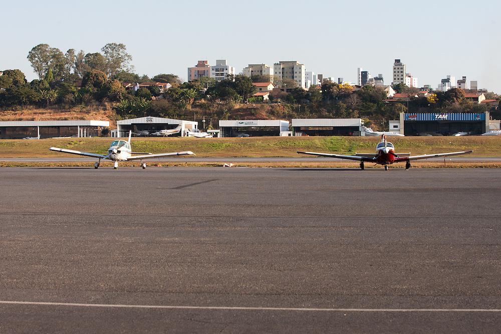 Belo Horizonte_MG, Brasil...Aeroporto da Pampulha em Belo Horizonte, Minas Gerais...Pampulha airport in Belo Horizonte, Minas Gerais...Foto: MARCUS DESIMONI / NITRO