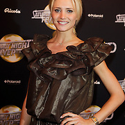 NLD/Amsterdam/20120217 - Premiere Saturday Night Fever, Yfke Sturm