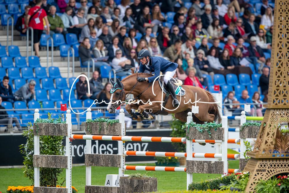 Deusser Daniel, GER, Tobago Z<br /> CHIO Aachen 2019<br /> Weltfest des Pferdesports<br /> © Hippo Foto - Stefan Lafrentz<br /> Deusser Daniel, GER, Tobago Z