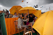EMILY PEARSON,( PINK)  Veuve Clicquot Gold Cup. Cowdray Park on July 20, 2008 . Midhurst, England.