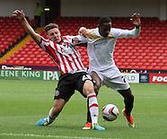 Sheffield Utd v Colchester United 170813