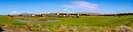 16-10-2015 -  Foto: PANORAMA West Course Verdura Resort. Genomen tijdens een persreis met de Rocco Forte Invitational op Verdura Golf & Spa Resort in Sciacca (Agrigento), Italië.