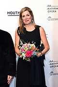 Premiere van Gurre-Lieder in de Nationale Opera & Ballet / Premiere of Gurre-Lieder in the National Opera & Ballet.<br /> <br /> Op de foto / On the photo:  Koningin Maxima / Queen Maxima