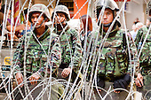 The Army Moves Into Silom