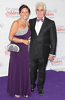 LONDON - MAY 31: Max Clifford at the Caudwell Children Butterfly Ball 2012