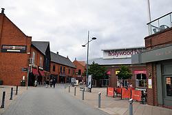 Riverside leisure complex, Norwich, Norfolk 2016
