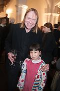 JAMES PUTNAM, Mariko Mori opening, Royal Academy Burlington Gardens Gallery. London. 11 December 2012.
