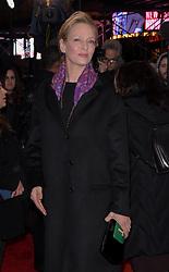 "Uma Thurman at the Broadway opening of ""To Kill A Mockingbird"" in New York City."