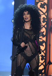 LAS VEGAS, NV - MAY 21: Cher performs on the 2017 Billboard Music Awards at the T-Mobile Arena on May 21, 2017 in Las Vegas, Nevada. (Photo by Frank Micelotta/PictureGroup) *** Please Use Credit from Credit Field ***