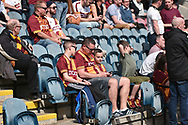 *** during the EFL Sky Bet League 1 match between Rochdale and Bradford City at Spotland, Rochdale, England on 21 April 2018. Picture by Mark Pollitt.