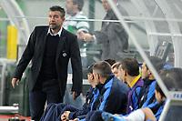 20111201: LISBON, PORTUGAL Ð UEFA Europe League 2011/2012 Group D: Sporting Lisbon vs FC Zurique.<br />In picture . Urs Fischer <br />PHOTO: CITYFILES