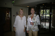 Princess Marie-Chantal of Greece., Private Preview of the Grosvenor House Art and Antiques Fair. 13 June 2007.  -DO NOT ARCHIVE-© Copyright Photograph by Dafydd Jones. 248 Clapham Rd. London SW9 0PZ. Tel 0207 820 0771. www.dafjones.com.
