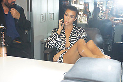 """Kourtney Kardashian releases a photo on Instagram with the following caption: """"hello"""". Photo Credit: Instagram *** No USA Distribution *** For Editorial Use Only *** Not to be Published in Books or Photo Books ***  Please note: Fees charged by the agency are for the agency's services only, and do not, nor are they intended to, convey to the user any ownership of Copyright or License in the material. The agency does not claim any ownership including but not limited to Copyright or License in the attached material. By publishing this material you expressly agree to indemnify and to hold the agency and its directors, shareholders and employees harmless from any loss, claims, damages, demands, expenses (including legal fees), or any causes of action or allegation against the agency arising out of or connected in any way with publication of the material."""