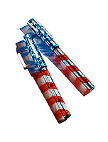 Image of two American Flag Pens.