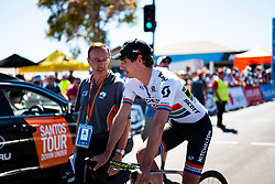 January 20, 2019 - Adelaide, South Australia, Australia - Daryl Impey, Team Mitchelton Scott of Stage 6 of the Tour Down Under, Australia on the 20 of January 2019  (Credit Image: © Gary Francis/ZUMA Wire)