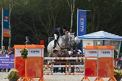 De Boer Marcel (NED) - Bugatti VDL<br /> KWPN Paardendagen 2011 - Ermelo 2011<br /> © Dirk Caremans
