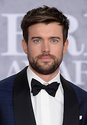 Jack Whitehall attending the Brit Awards 2019 at the O2 Arena, London. Photo credit should read: Doug Peters/EMPICS. EDITORIAL USE ONLY
