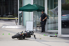 Vancouver: Stuntwoman Killed in Motorcycle Crash On Set Of Deadpool 2 - 15 Aug 2017