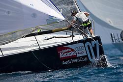 © Sander van der Borch. Alicante - Spain, May 12th 2009. AUDI MEDCUP in Marseille (12/17 May 2009). Practice Race. Valars.