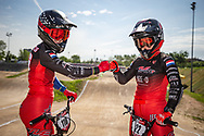 2021 UCI BMXSX World Cup 1&2<br /> Friday Practice<br /> WE + WU<br /> ^we#110 SMULDERS, Laura (NED, WE) TVE Sport<br /> ^we#22 SMULDERS, Merel (NED, WE) TVE Sport