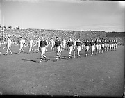 Hurling All Ireland Senior Hurling Final, Croke Park. .Cork v Galway,.6091953AISHCF,.Cork 3-3, Galway 0-8.06.09.1953, 09.06.1953, 6th September 1953