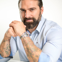 May0086226.DT Features Pic Shows Ant Middleton