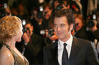 Actress Nicole Kidman and actor Clive Owen at the Heminway & Gellhorn gala screening at the 65th Cannes Film Festival France. Friday 25th May 2012 in Cannes Film Festival, France.