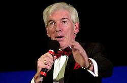 Doncaster Business Awards with Tom O`Connor<br /> Thursday 16th December 2004<br /> <br /> This Images is Copyright Paul David Drabble<br /> <br /> [#Beginning of Shooting Data Section]<br /> Nikon D1 <br /> <br /> Focal Length: 116mm<br /> <br /> Optimize Image: <br /> <br /> Color Mode: <br /> <br /> Noise Reduction: <br /> <br /> 2004/12/16 21:35:12.1<br /> <br /> Exposure Mode: Manual<br /> <br /> White Balance: Auto<br /> <br /> Tone Comp: Normal<br /> <br /> JPEG (8-bit) Fine<br /> <br /> Metering Mode: Spot<br /> <br /> AF Mode: AF-S<br /> <br /> Hue Adjustment: <br /> <br /> Image Size:  2000 x 1312<br /> <br /> 1/200 sec - F/3.5<br /> <br /> Flash Sync Mode: Not Attached<br /> <br /> Saturation: <br /> <br /> Color<br /> <br /> Exposure Comp.: 0 EV<br /> <br /> Sharpening: Normal<br /> <br /> Lens: 80-200mm F/2.8<br /> <br /> Sensitivity: ISO 800<br /> <br /> Image Comment: <br /> <br /> [#End of Shooting Data Section]