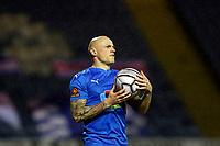 Sam Minihan. Stockport County FC 0-0 Notts County FC. Vanarama National League. Edgeley Park. 23.2.21