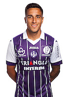 Oscar Trejo of Toulouse during the photo shooting session of Toulouse FC for the new season 2016/2017 in Toulouse on September 16th 2016<br /> Photo : TFC / Icon Sport