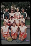 1997 Miami Hurricanes Men's & Women's Tennis - Caneshooter Archive Scans 2020