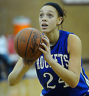 The Bay girls varsity basketball team defeated host Midview on January 26, 2011.