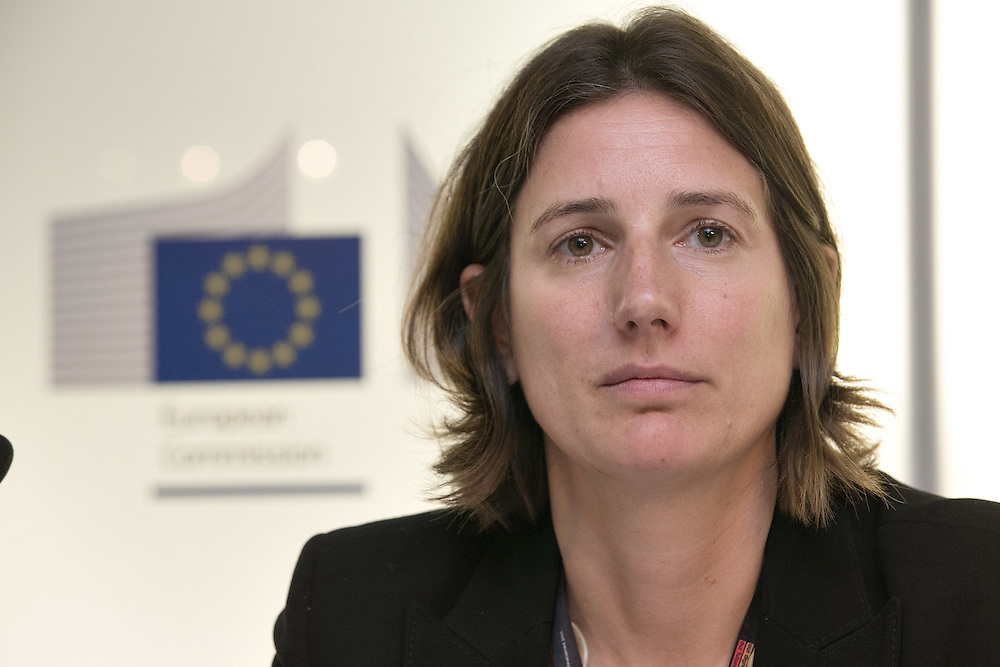 03 June 2015 - Belgium - Brussels - European Development Days - EDD - Inclusion - Banks can serve the bottom billions and create greater economic equality - Louise James © European Union