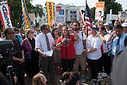 DACA march in Washington, DC