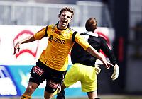 Fotball , 21. april 2012 , Adeccoligaen , 1. divisjon , Sandefjord - Start<br /> <br /> Mattias Vilhjalmsson , Start