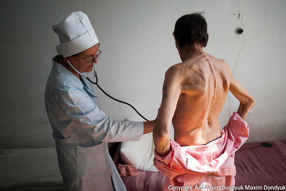 In 1995, the World Health Organization declared the tuberculosis epidemic in Ukraine. Over the past 16 years the situation has greatly worsened. Each day TB takes lives of 30 people, annually - about 10 thousand.