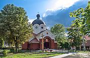 Grekokatolicka Cerkiew Ofiarowania Najświętszej Maryi Panny w Ostródzie