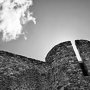 Tower,Fort, Mareugheol,  COMMUNES LEMBRON VAL D'ALLIER, Auvergne, France