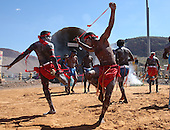 Miriwoong and Gija People of the Argyle Manthe Welcome