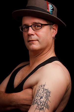 Hans, Tattoo + You, A Photo Story of Body Ink