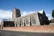 Parish Church of  St Peter & St Paul, Aldeburgh, Suffolk